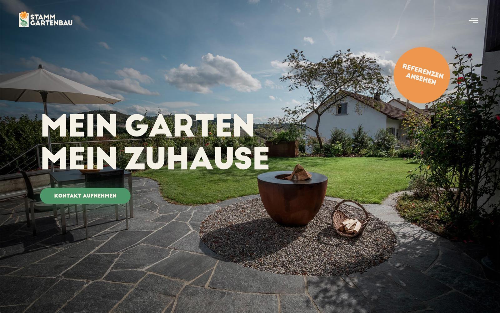 Stamm Gartenbau