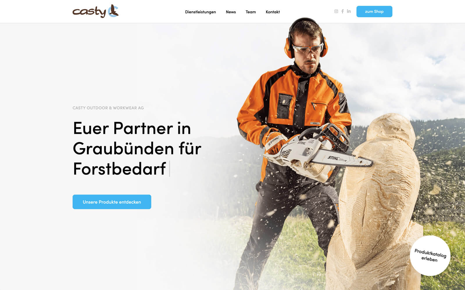 casty outdoor & workwear ag