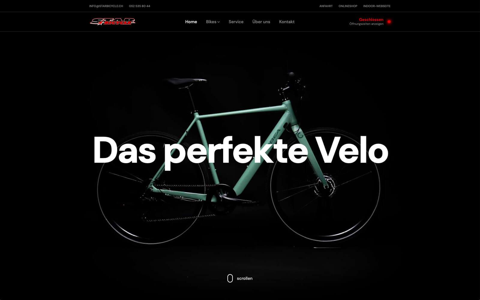 Star Bicycle Bike-Shop