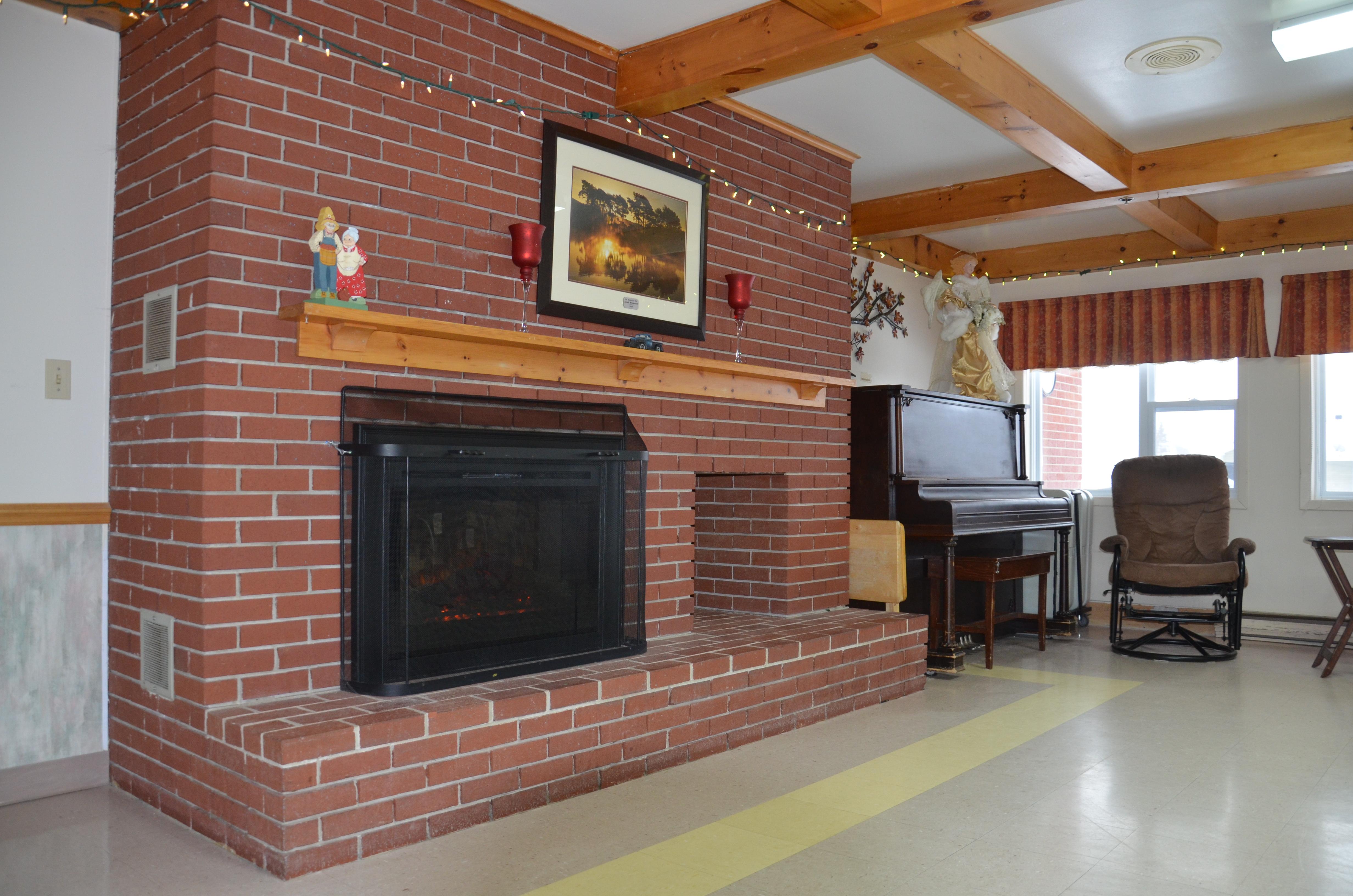 Foyer à bois