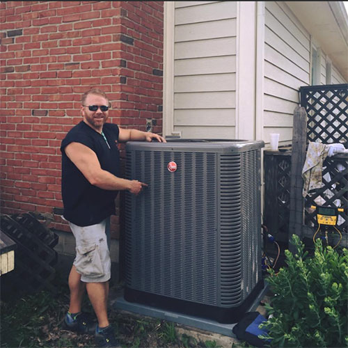 ac unit repair and installation in beavercreek, oh