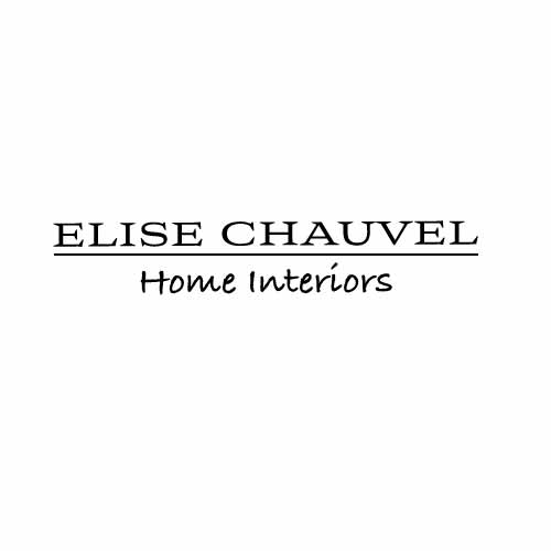 Logo Elise Chauvel Home Interiors