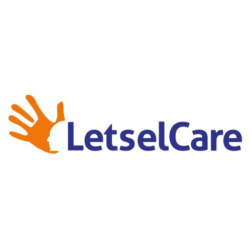 Logo LetselCare MadSpider