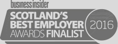 Scottish best employer icon