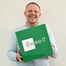 Graeme Paterson Evoke IT Sales Director