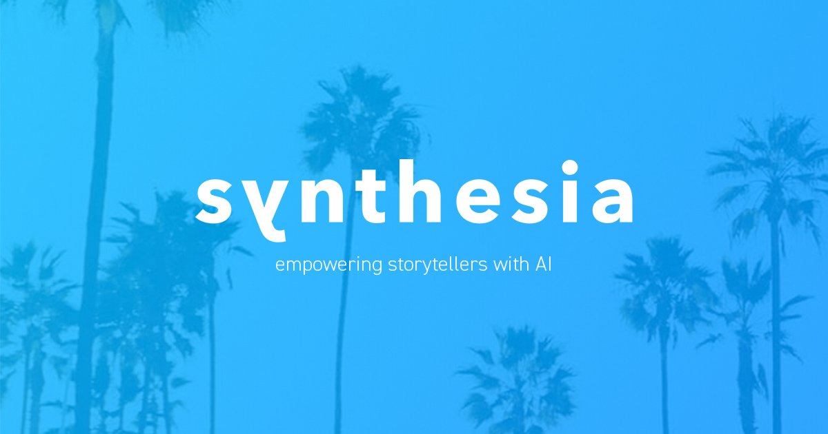 Synthesia | Empowering Storytellers with AI