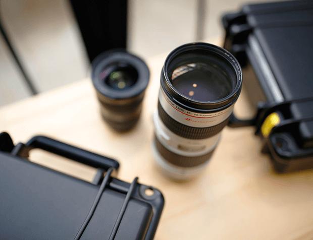 Camera Rentals & Services