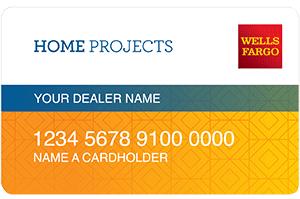 wells fargo home credit card