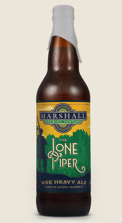 The Lone Piper
