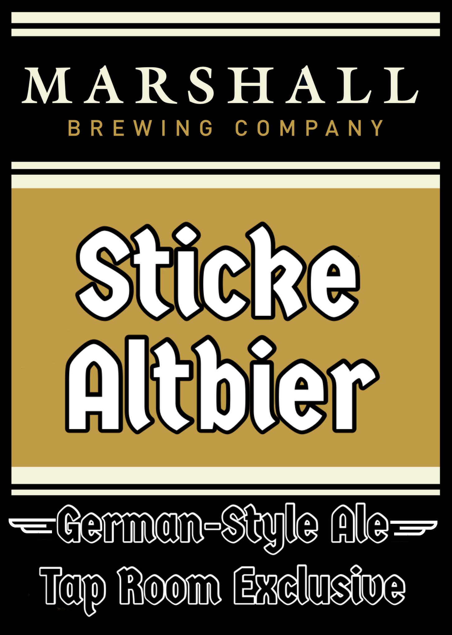 Sticke Altbier