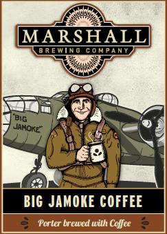 Big Jamoke Coffee Tap Handle