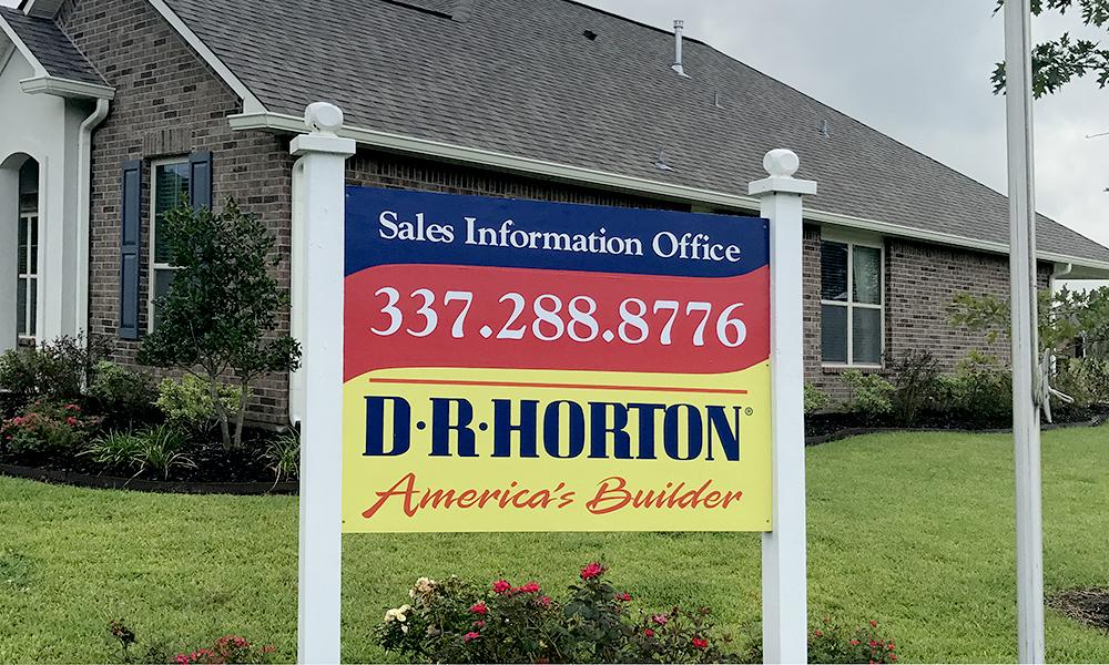 DR Horton 1