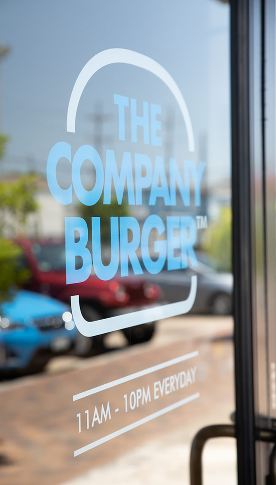 RETAIL GRAPHICS COMPANY BURGER