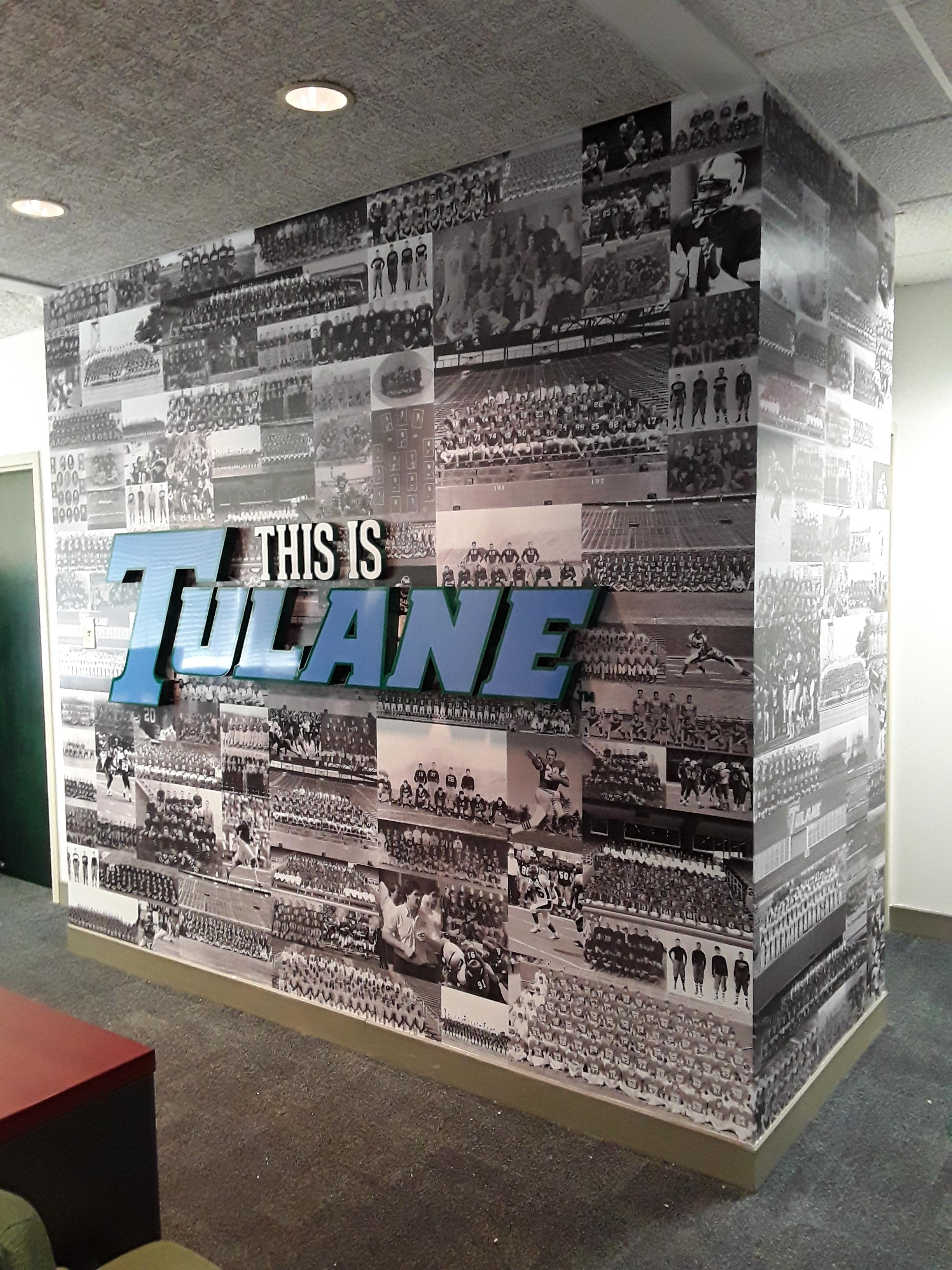SURFACES Tulane