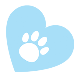 All About Paws Pawprint Logo