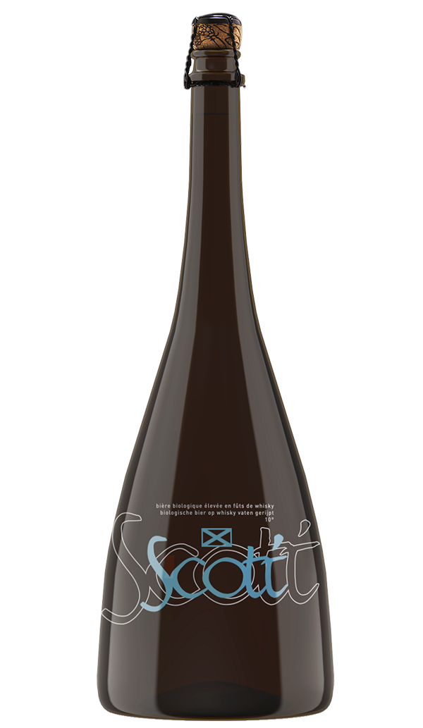 Barley Wine Scott