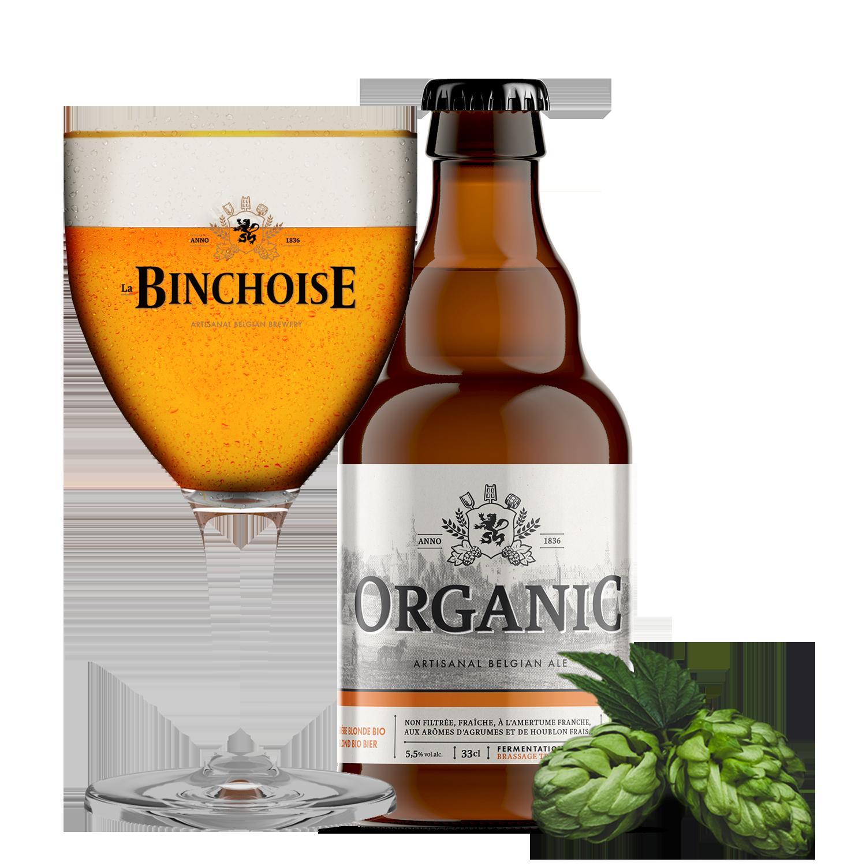 Organic Blonde