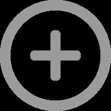 Plus Circle Icon