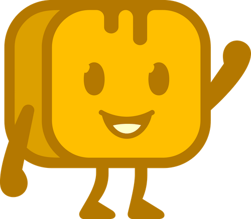 Givebutter Mascot