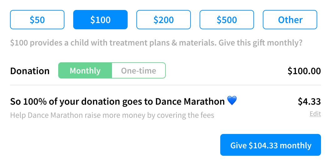 Team Fundraising