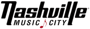 Nashville Music City Logo