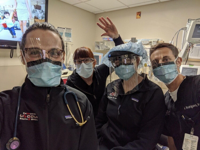 Givebutter: Masks for Docs Foundation
