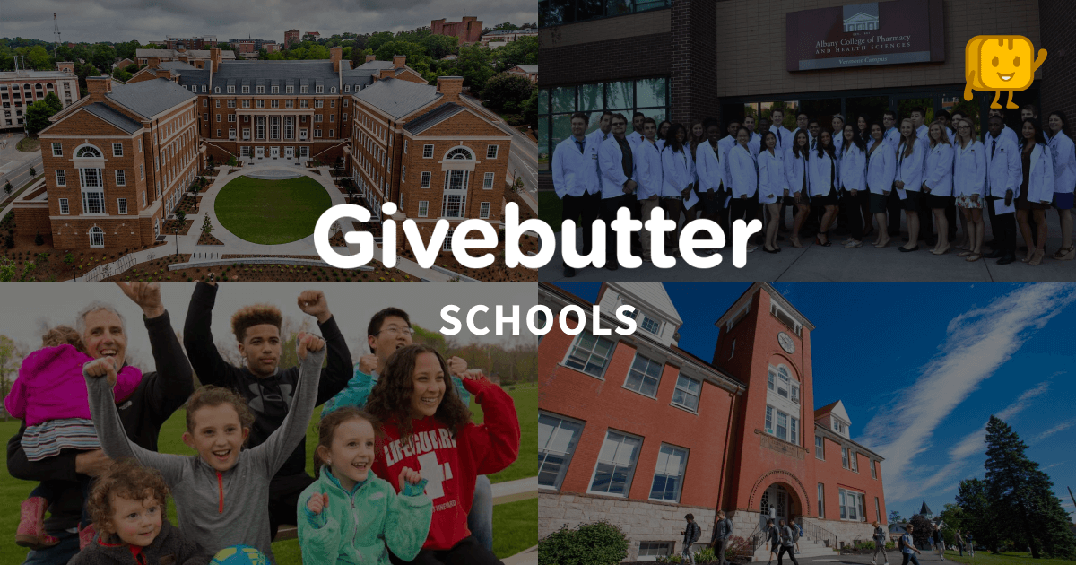 Givebutter Solutions - Schools