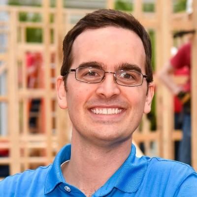 Mark from Trinity Habitat for Humanity