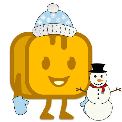 Winter butter logo