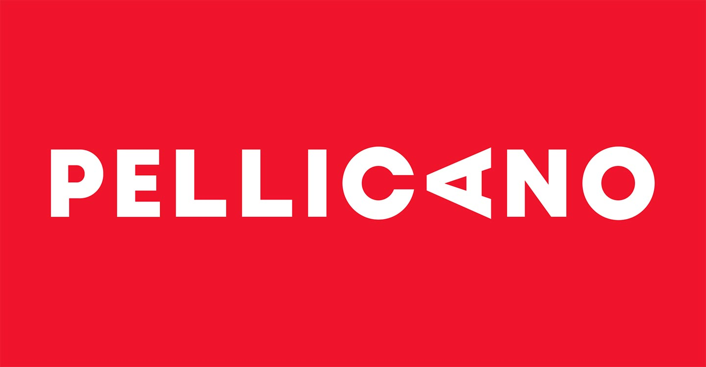 Logo for the Pellicano Marketing and Communications agency