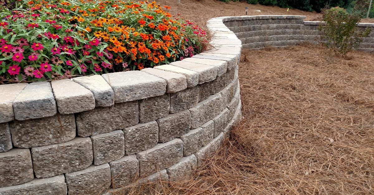 Retaining Wall Design & Construction