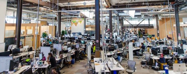 Redesigning Work: Does the Office Need a Redesign?
