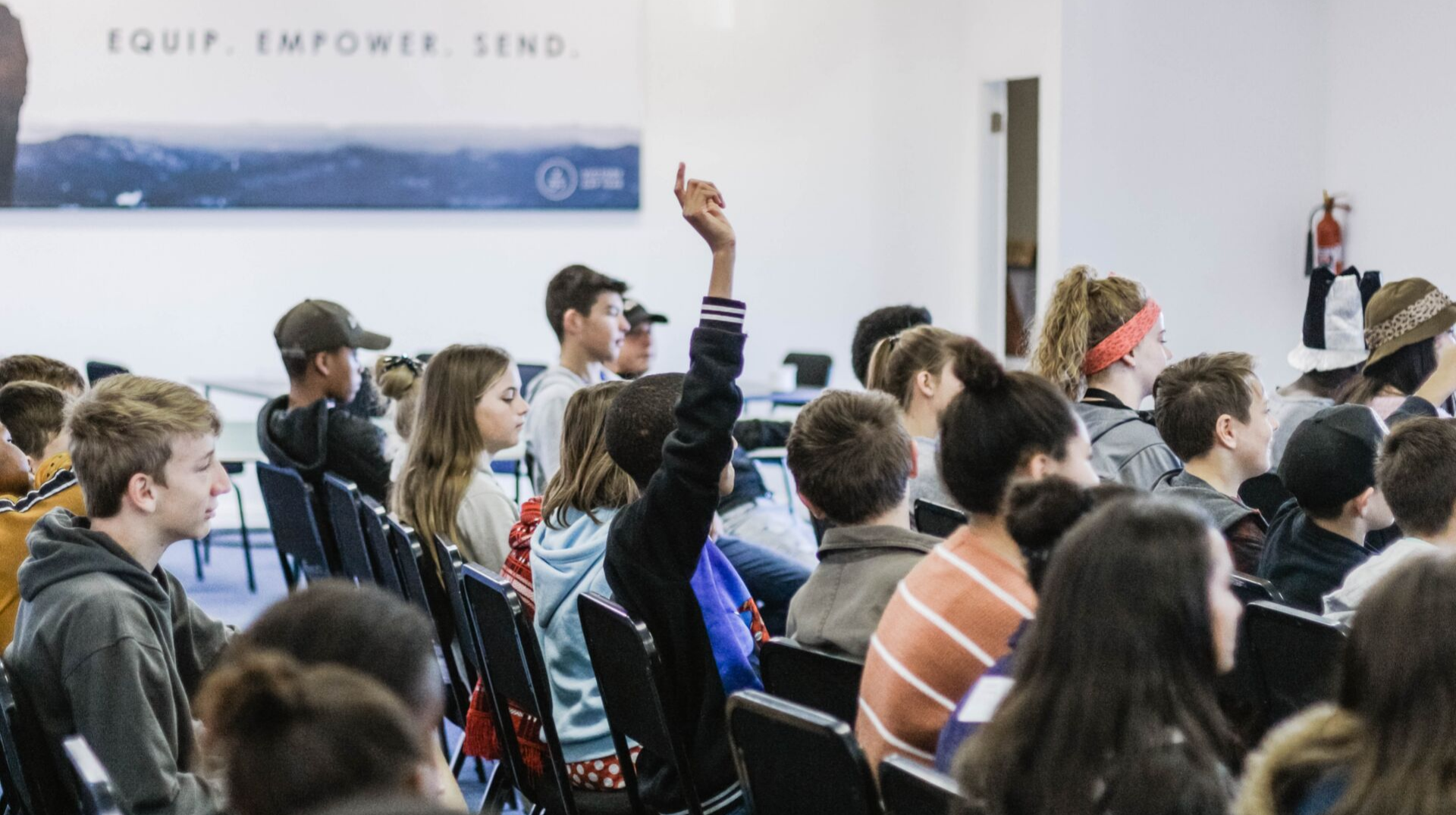Introducing young people to design thinking