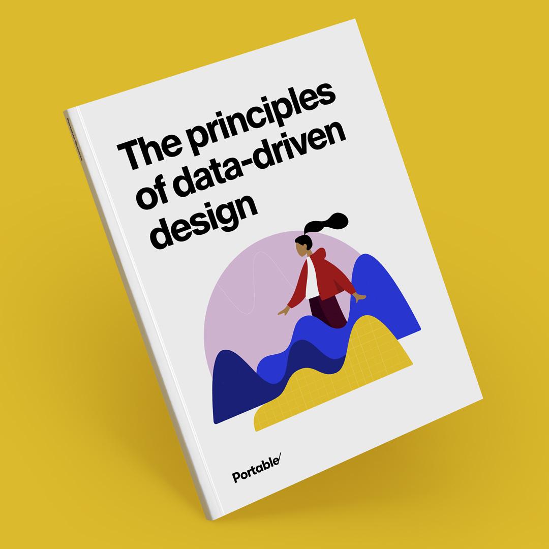 The principals of data-driven design report