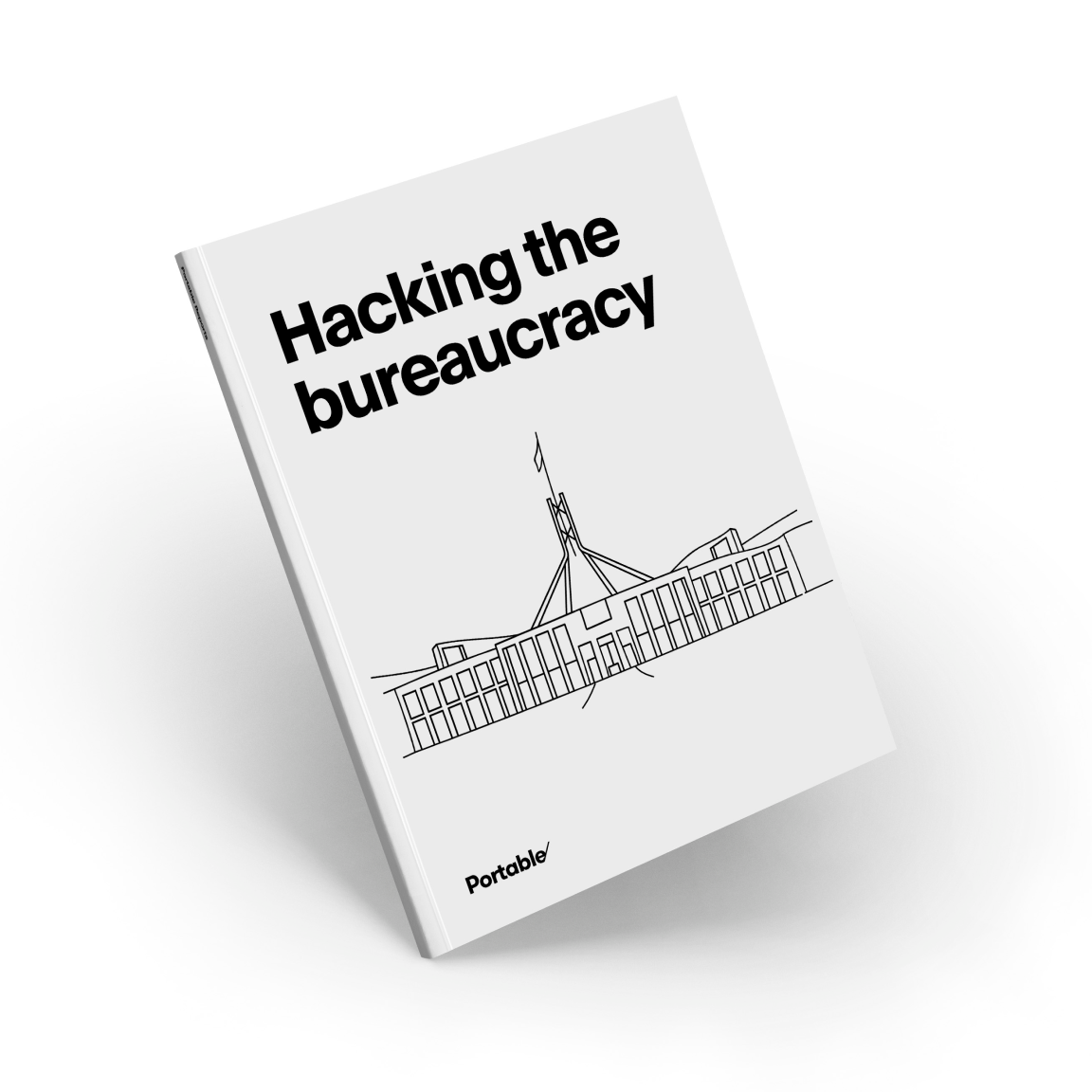 Hacking the bureaucracy report cover