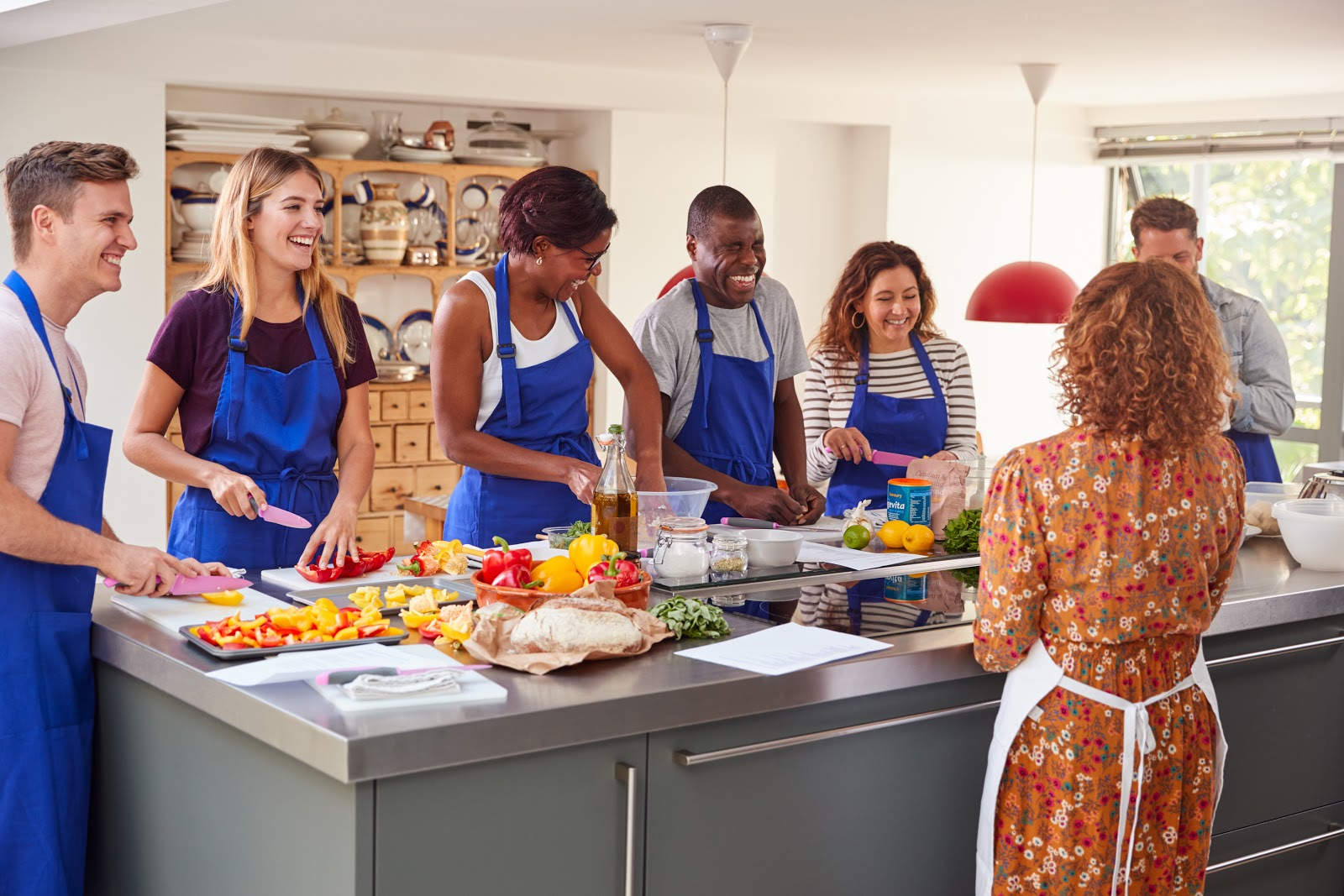 Quick fundraising ideas: cooking workshop