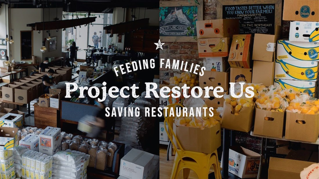 peer to peer fundraising: Project Restore Us Winter Fundraiser by Givebutter