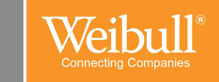 Weibull Logo