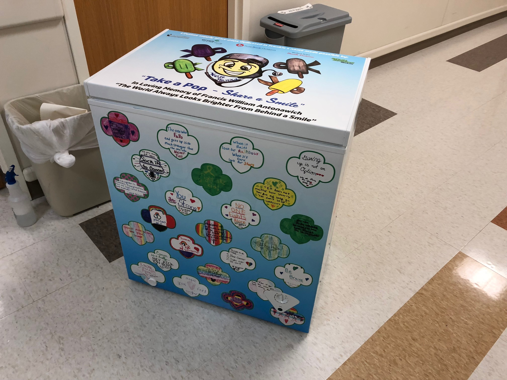 Freezer Wrap Graphics