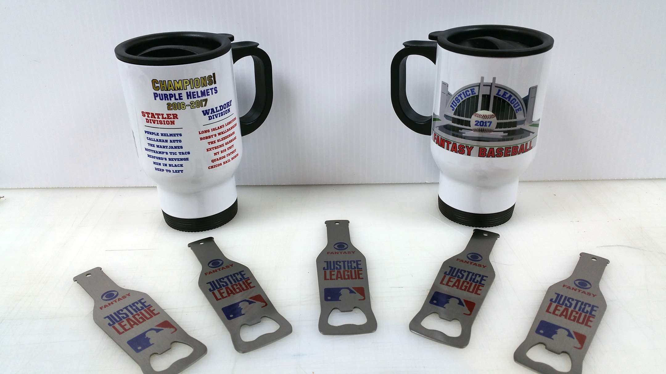Custom Bottle Openers & Custom Mugs