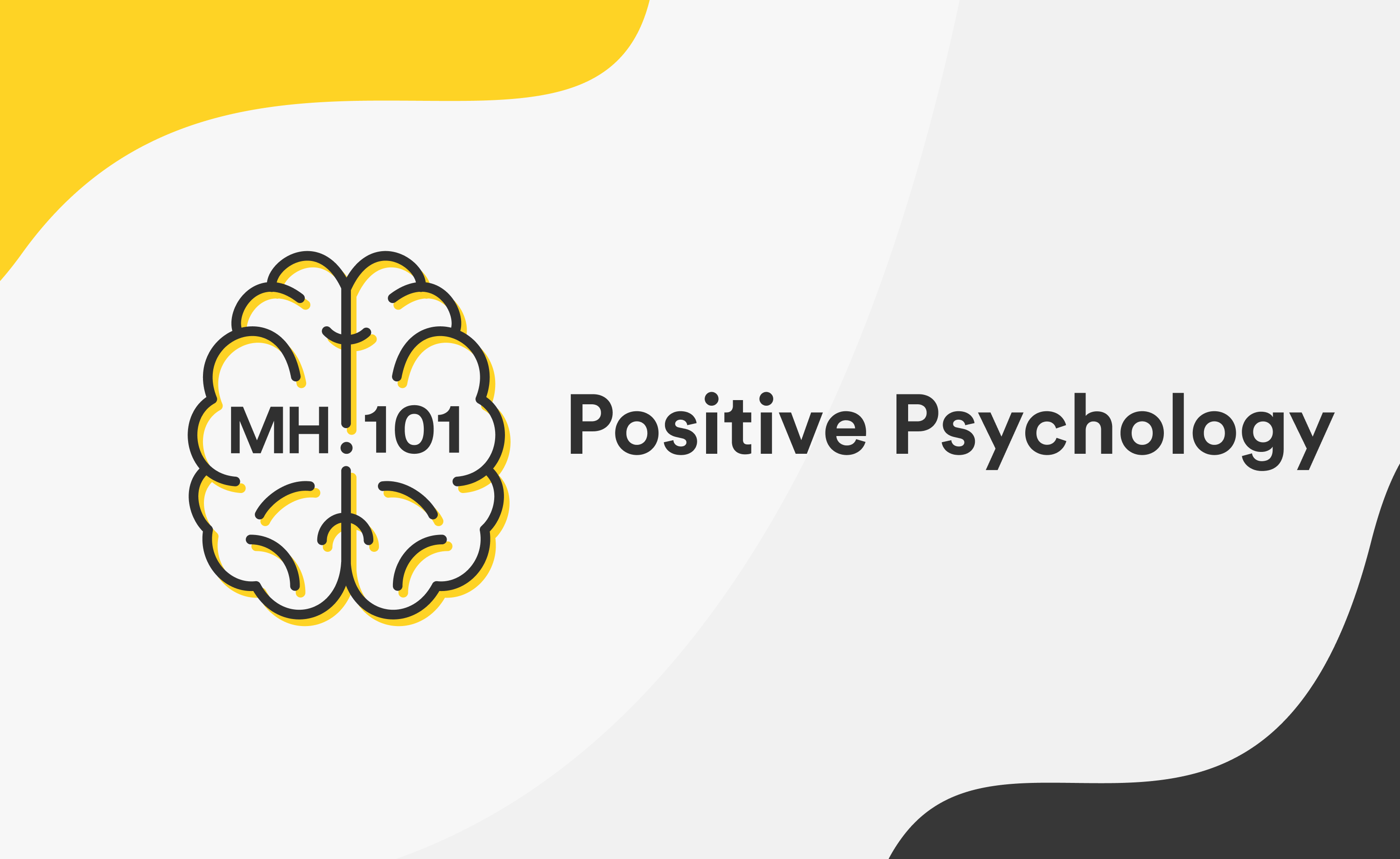 #2 Positive Psychology