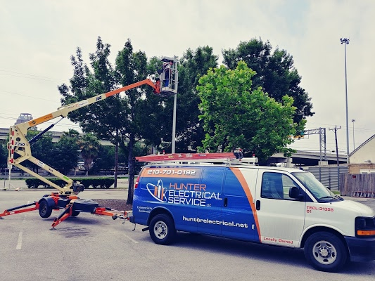 learn more about hunter electrical service