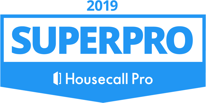 hunter electrical services is a housecall superpro user