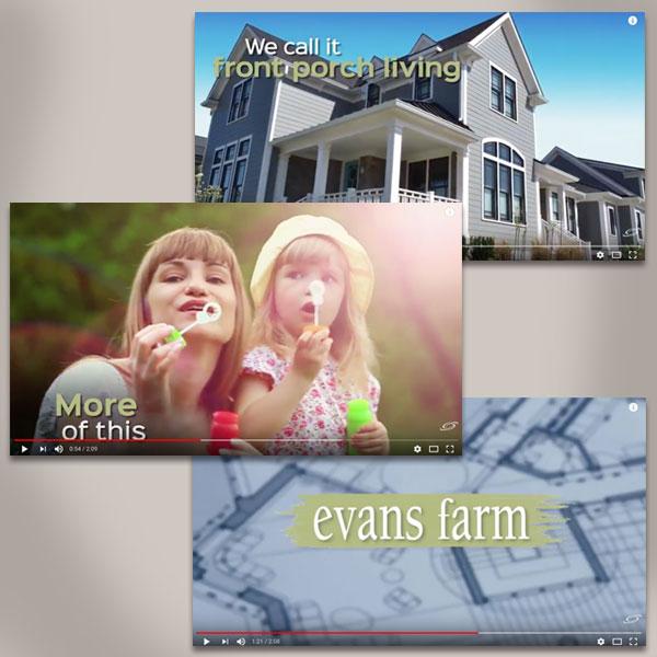 Evans Farm video stills