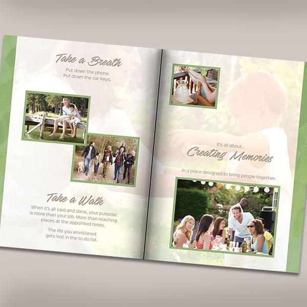Evans Farm Brochure Inside