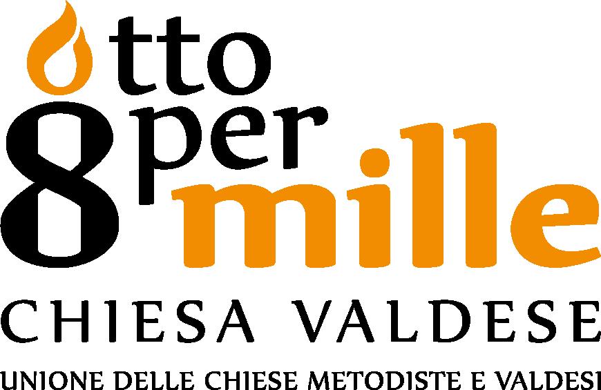 Otto per Mille Valdese logo