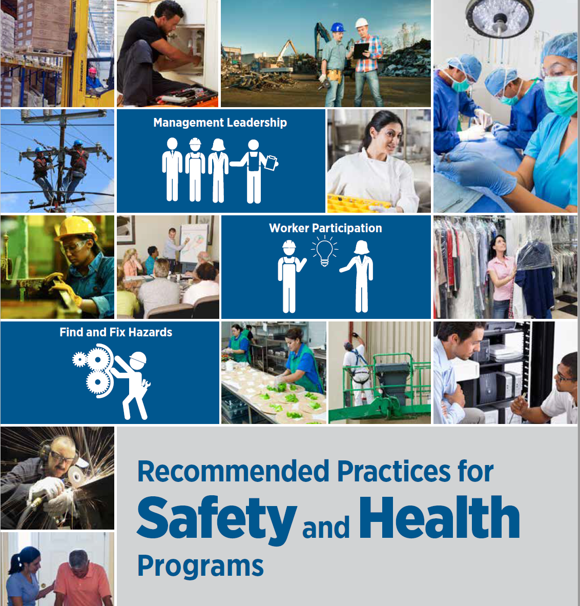 OSHA Provides New Resource For Health & Safety Programs