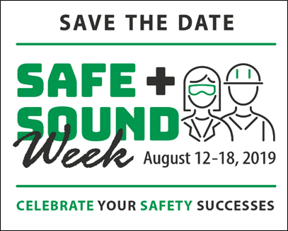 safe & sound week
