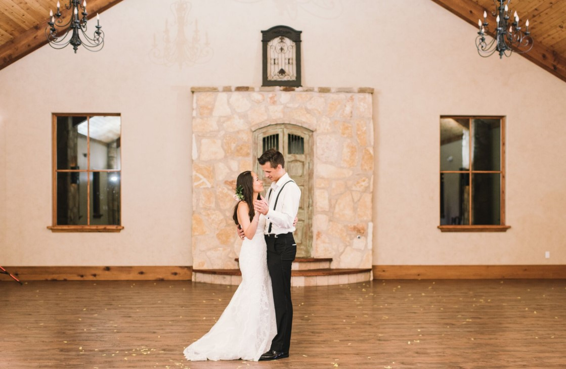 Sara & Christian's First Dance