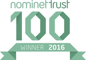 Nominet Trust unveils 100 of 2016's most inspiring examples of tech for good